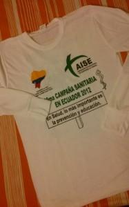 Camiseta 10a CSS