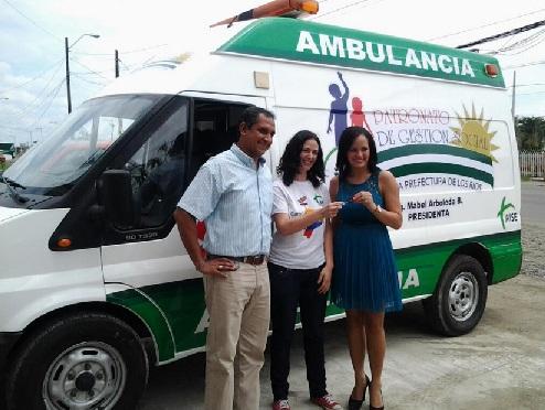 Ambulancia Los Rios